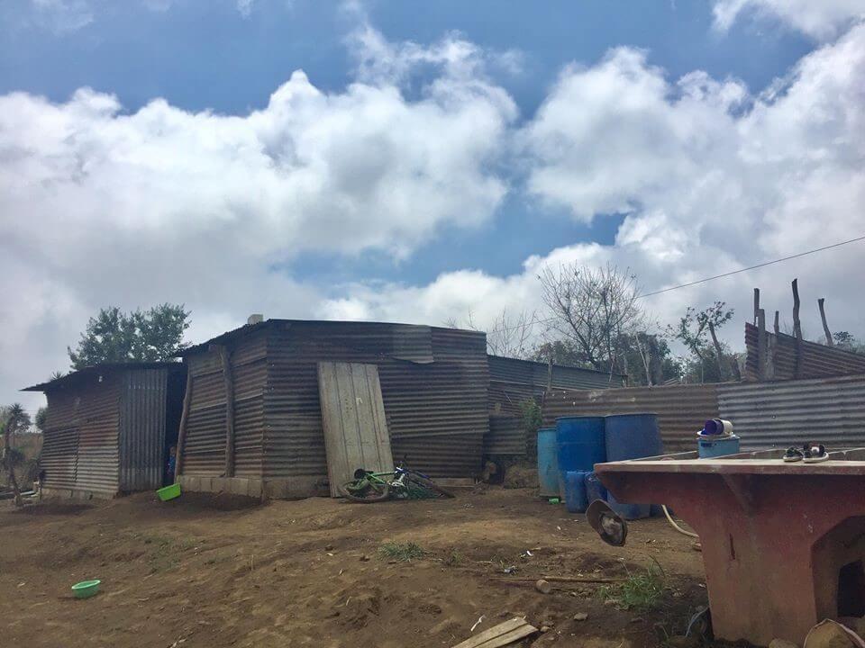 A home in Santa Maria, Guatemala