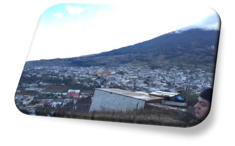Santa María de Jesús, Guatemala