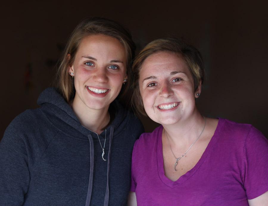Co-Founders Brennan McMillen & Emily Keller
